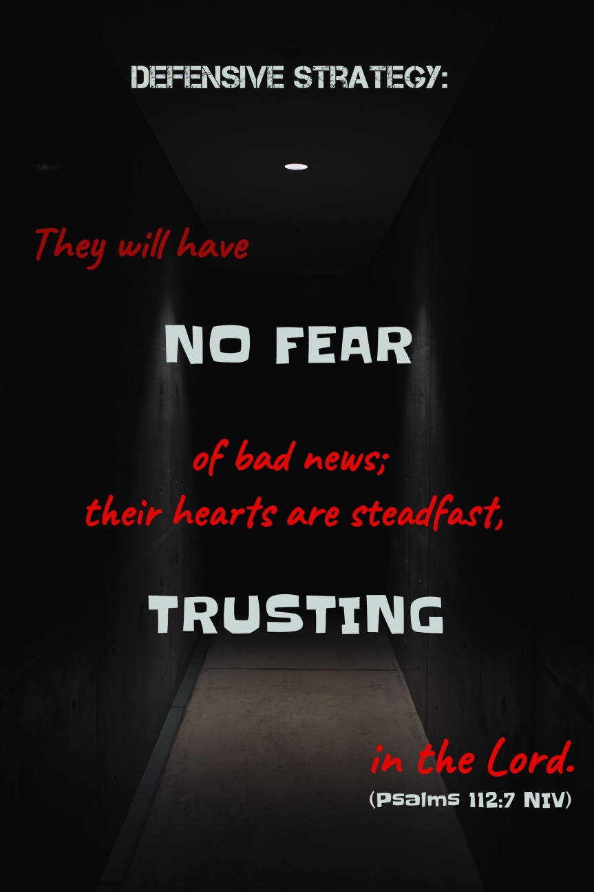 Fear Can't StayHere